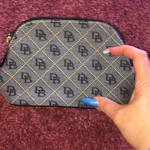 Dooney and Bourke cosmetic case